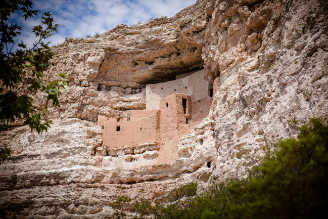 West Coast Trip, Part: Montezuma Castle
