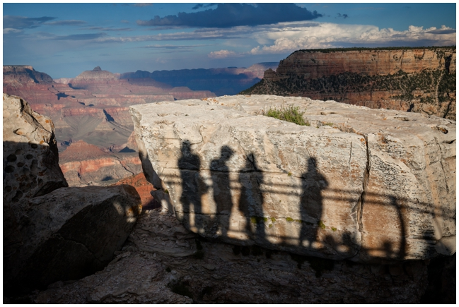Grand Canyon: The first look