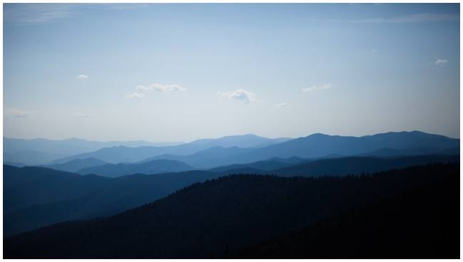 Tennessee: The Great Smoky Mountains