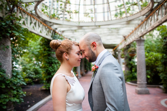 Stefanie + Kyle | BC Club, Boston MA